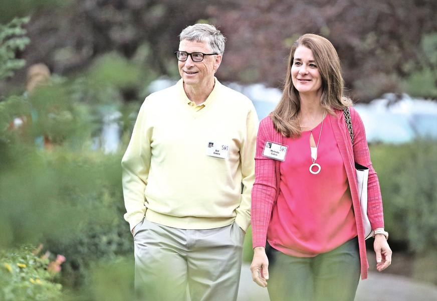 得不到父親巨額財產 比爾‧蓋茨子女怎麼想