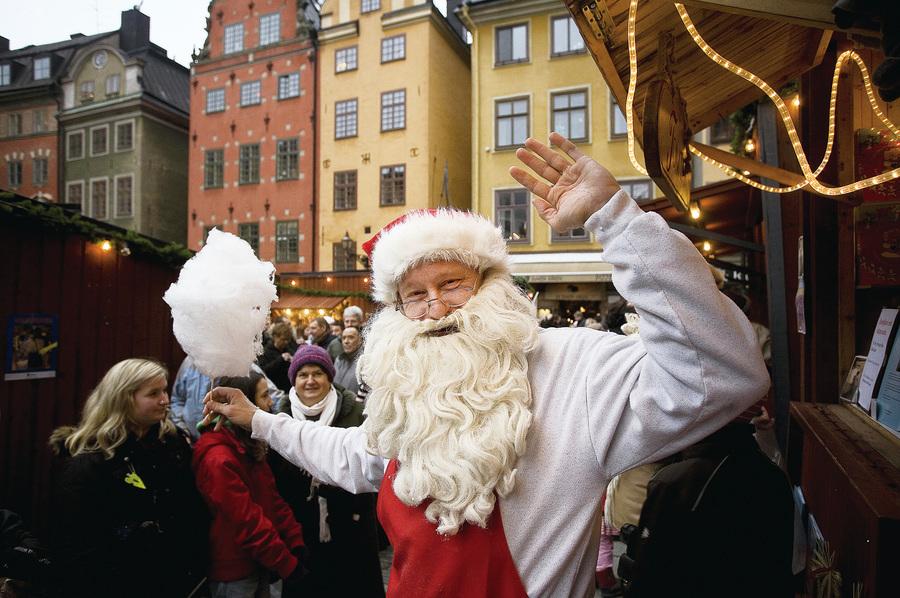 最具聖誕氣息的10個歐洲城市(上)