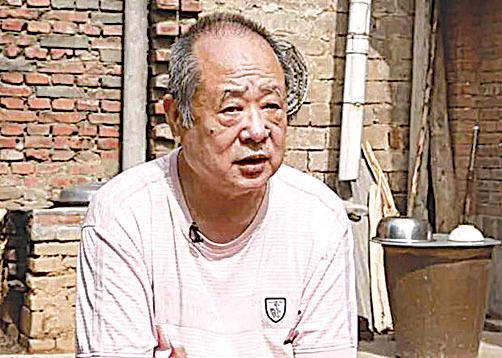 率先報道且持續追蹤聶樹斌冤案近12年的記者馬雲龍。(自由亞洲電台)