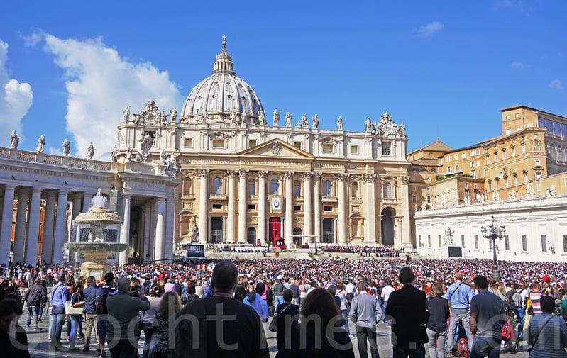 禁同性戀任神職 梵蒂岡堅持立場