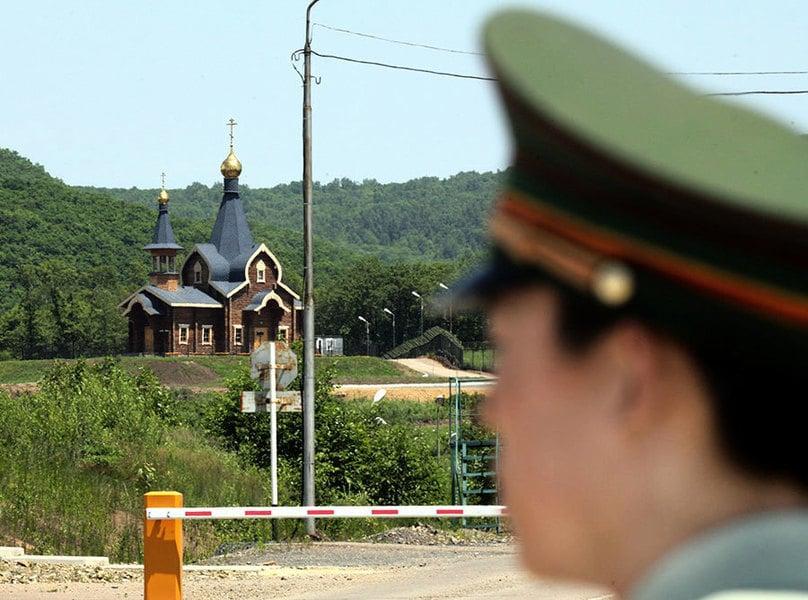 俄加強俄中邊境口蹄疫檢疫工作