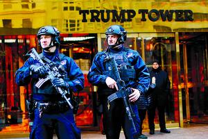 IS威脅就職日恐襲紐約籲聯邦資助安保