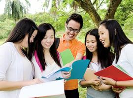 教育大不同美高中吸引中國學生