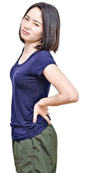 背痛的人越來越多