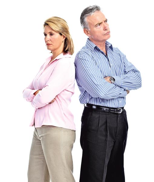 紓壓很重要 不然配偶腰圍會增加