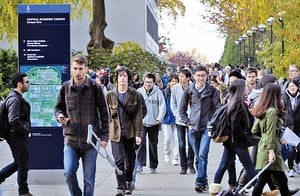 通過加「快速通道」中國移民增