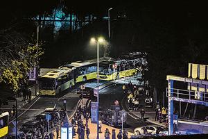 伊斯坦堡恐襲 38死155傷