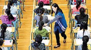 文憑試報考人數少8%
