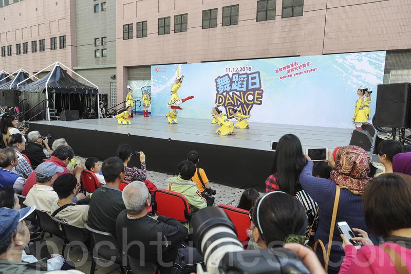 舞蹈日業界分享中國文化傳承