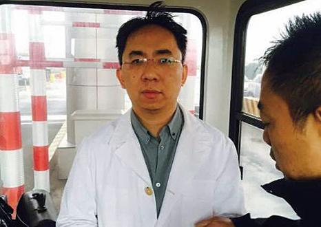 中國「私募一哥」徐翔在青島受審。(網絡圖片)