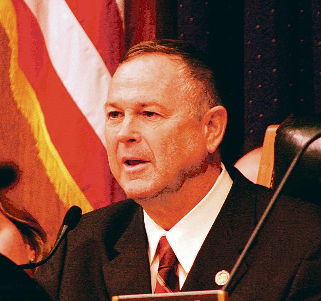 羅拉巴克(Dana Rohrabacher)議員檔案照。(大紀元資料室)