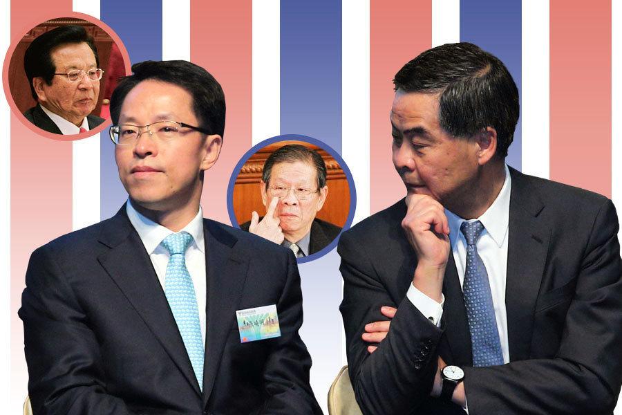 周曉輝:中聯辦主任曝醜事 背後靠山亦高危