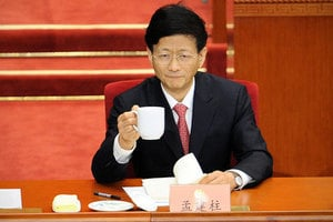 周曉輝:孟建柱給政法委書記敲警鐘的背後