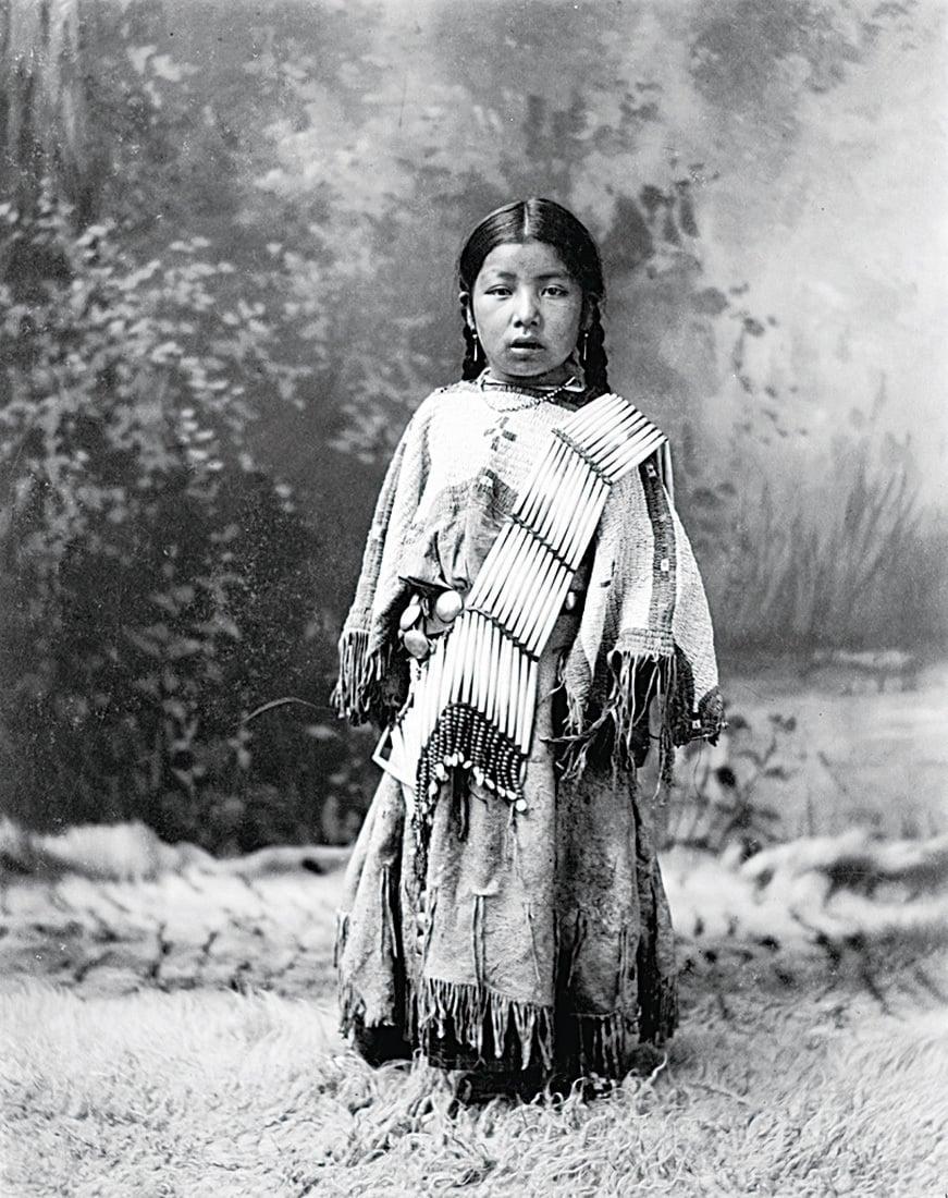 歐陽可亮認為印第安人實應為殷地安人,有殷人之意。(網絡圖片)