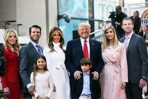 特朗普:龐大家業由兩名成年兒子掌管