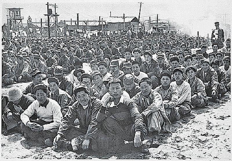北韓人民軍在1950年6月25日至9月15日,不斷向南推進對南韓的入侵。(維基百科公共領域)