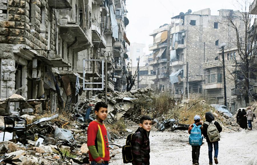 敘阿勒坡停火生效但撤退延後