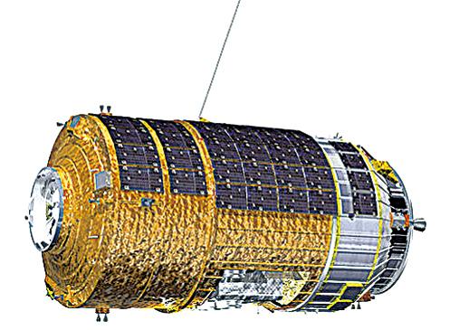 世界首次無人飛船嘗試清除太空垃圾