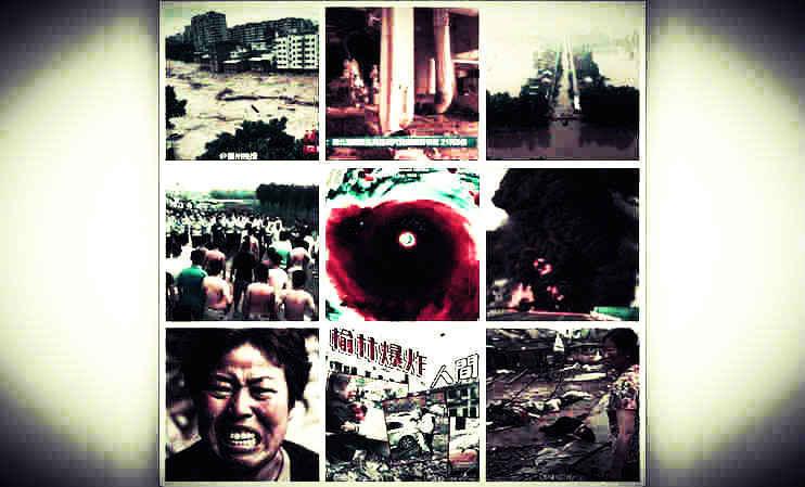 回顧2016年,中國大陸的「天災人禍」事件頻發。(合成圖片)