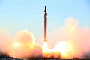 伊朗射導彈 以色列指違反安理會決議