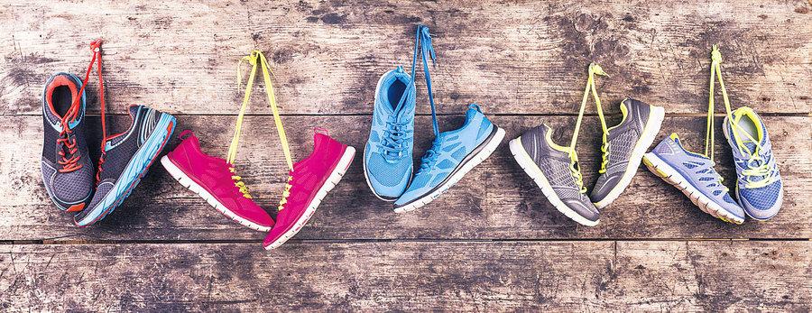 【時尚潮流】運動鞋搭配得宜 也能穿出時尚感