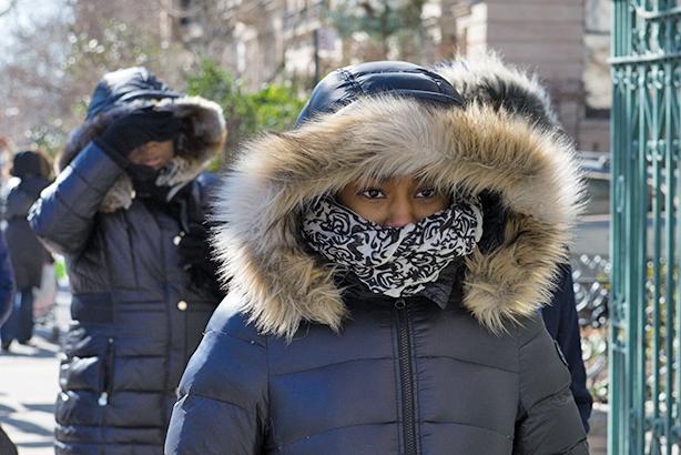 根據天氣預報,超冷的「極地漩渦」 寒流可能會分兩次襲擊美國。(Getty Images)