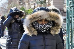 越來越冷!「極地漩渦」本周襲美兩次
