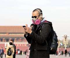 北京擬將霾列氣象災害 遭轟