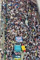 中共在港延迫害法輪功政策