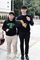 年初包圍校委馮敬恩認兩控罪