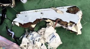 埃及墜海班機遇難者遺體上現爆炸物痕跡