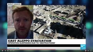 敘反抗軍違反協議 阿勒頗撤離行動暫停