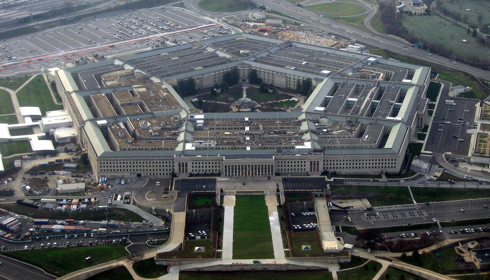 美國哥倫比亞廣播公司新聞網(CBS News)今天報道,俄羅斯黑客去年入侵美軍參謀首長聯席會議(JCS)使用的非機密電子郵件系統,報道引述時任參謀首長聯席會議主席鄧普西的受訪內容。圖為五角大廈。(David B. Gleason/Wikicommons)