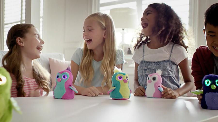 加玩具商創意魔法蛋風靡北美 一蛋難求