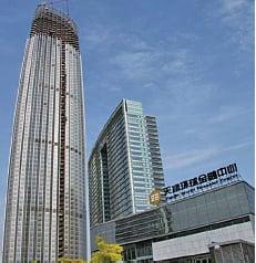 陸二線城市商業地產 空置率持續升高