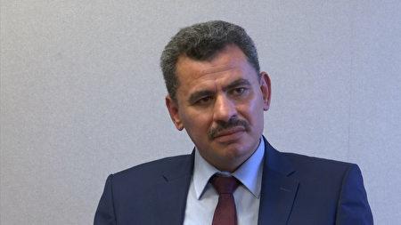 阿勒頗東區市長Brita Hagi Hasan。(歐盟European Union)