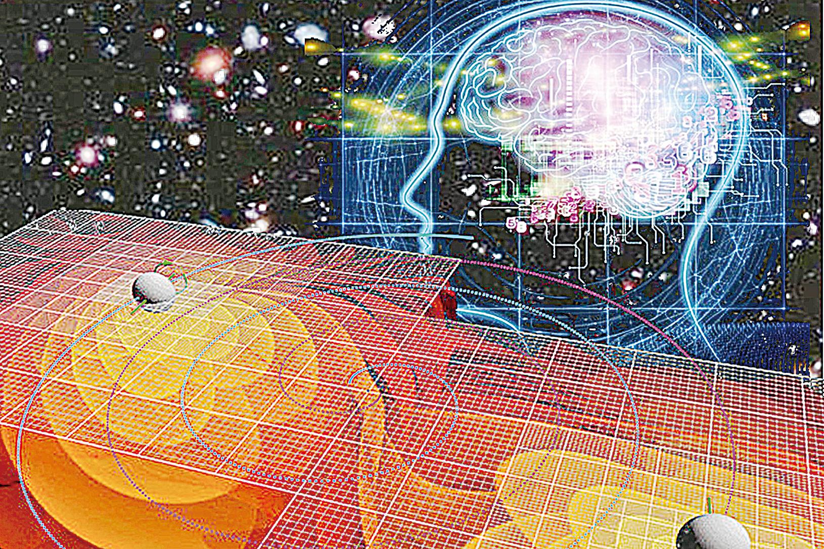科學界的新發現不斷提醒人們,宇宙的真相遠非人類所認知的那樣,還有更多不為人知的奧秘。(NASA)