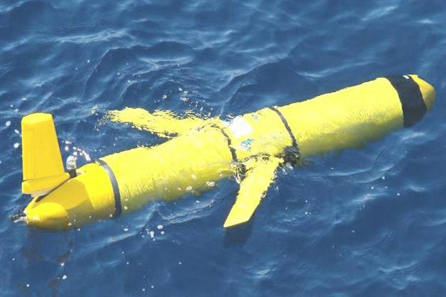 搶走潛航器 「中共或交還一堆金屬和電線」