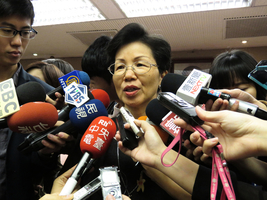 台陸委會:中共任何恐嚇無助兩岸關係
