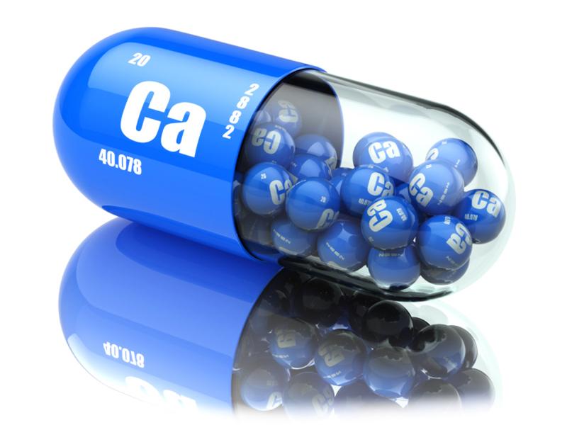 補鈣補過頭 小心引發腎衰竭