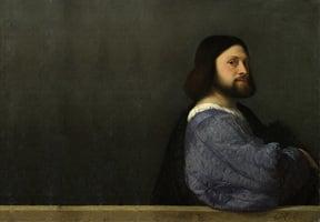 油畫技法精神的時代落差(二)