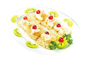 綠趣芥末盾蝦