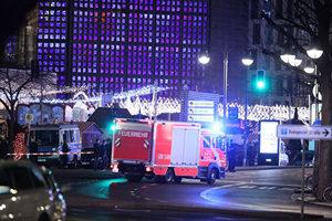 柏林聖誕市場「死亡貨櫃車」:副駕駛是波蘭人