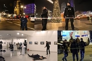 全球一日三宗襲擊 特朗普發表聲明強烈譴責