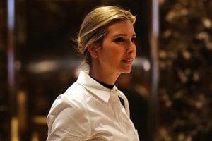 特朗普入主白宮 伊萬卡將重塑第一女兒角色