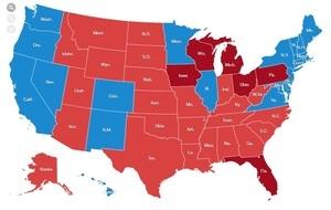美國選舉人團制度 確保每個人都有話語權