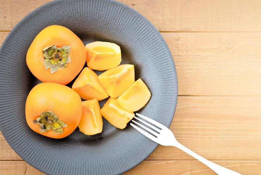 呼吸系統的保健品柿子
