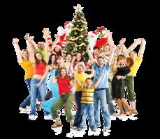 過節會有壓力 教你快樂過聖誕