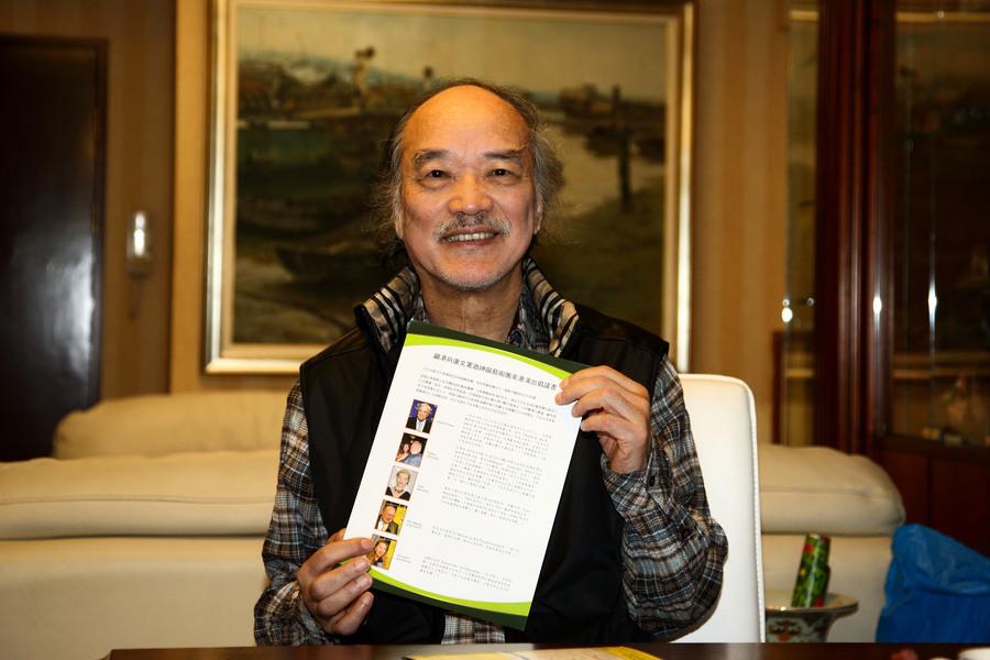 中華合唱團總監容可度:神韻是洗滌人心的清流