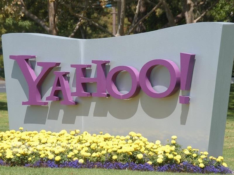 今年7月Verizon以48.3億美元買下雅虎(Yahoo)的核心網路資產。(中央社檔案照片)